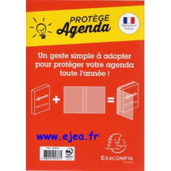 Protège-agenda