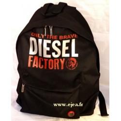 Sac à dos Diesel Factory noir