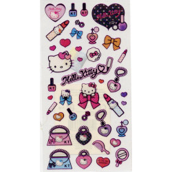 Hello Kitty Stickers...