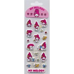 My Melody Autocollants mousse