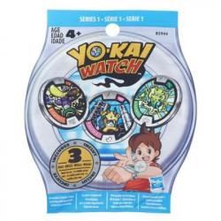 Yo-Kai Watch 3 médailles...