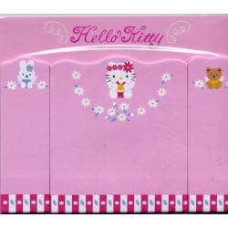 Hello Kitty notes adhésives...