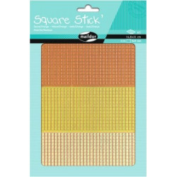 Square Stick' Stickers...
