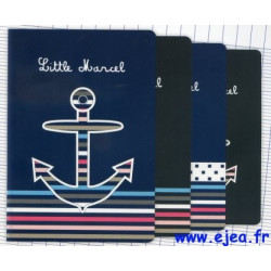 Cahier Little Marcel...