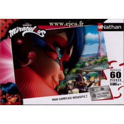 Puzzle Miraculous Nathan 60...