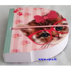 Fun Kittens Carnet Chaton