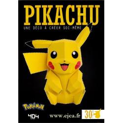 Pikachu Une déco à créer...