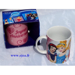 Mug Princesses Disney...