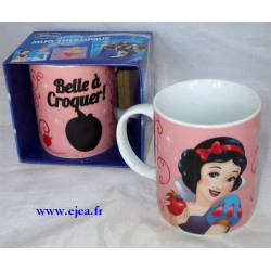 Mug thermique Blanche Neige...
