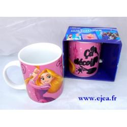 Mug thermique Raiponce