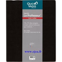 Agenda Le Professeur Quo...