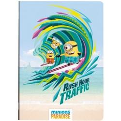 Minions A4 21x29,7cm Surf...
