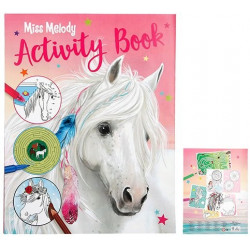 Miss Melody Album d'activités