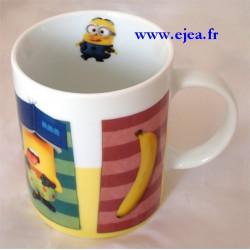 Minions Mug Summer Minions