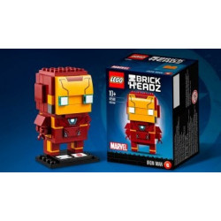 Lego BrickHeadz Iron Man