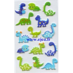 Stickers Cooky Dinos