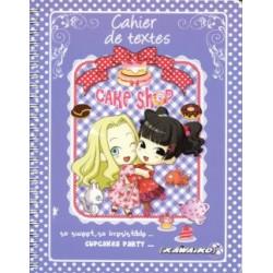 Cahier de textes Kawaïko...