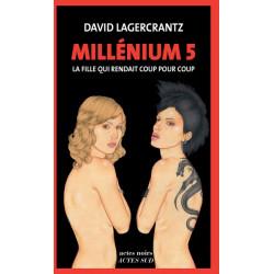 Millenium 5 La fille qui...