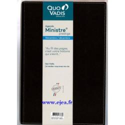 Agenda Ministre Prestige...