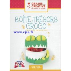 Kit Pâte Fimo Boite à...