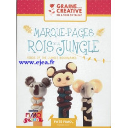 Kit Pâte Fimo Marque-Pages...