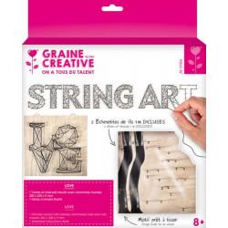 String Art Love Kit complet