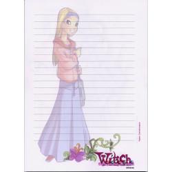 Bloc A5 Witch