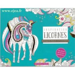 Inspiration Licornes Cartes...