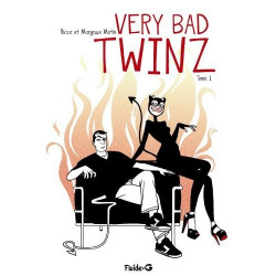 Very Bad Twinz par Pacco et...
