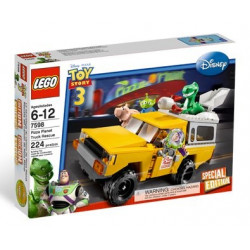 Lego Toy Story 3 La course...