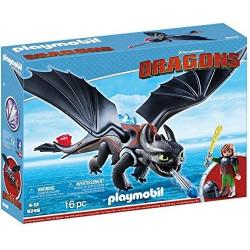 Playmobil Dragons Harold et...