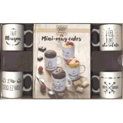 Coffret Mini Mug Cakes...