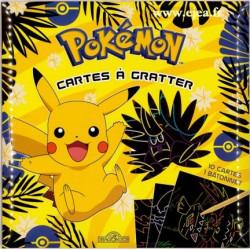 Pokémon Cartes à gratter...