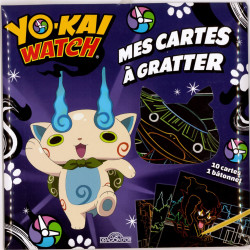 Yo-Kai Watch Cartes à...