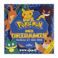 Pokémon Mes Origamis...
