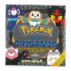 Pokémon Mes Origamis Mes...
