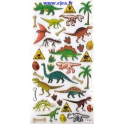 Stickers TWEENY Dinosaures