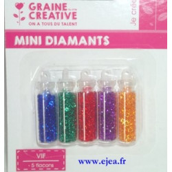 Mini Diamants Vif Graine...