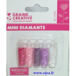 Mini Diamants Romantique...
