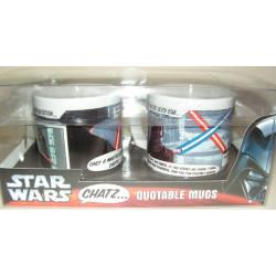 Set 2 mugs Star Wars