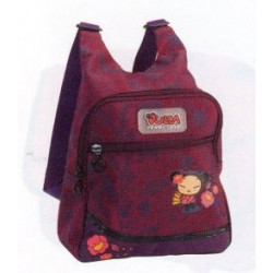 Sac à dos baby Pucca violet
