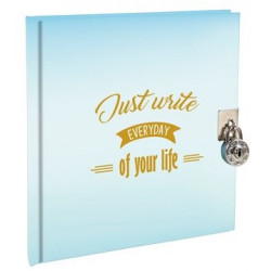 Journal intime Candy Blue