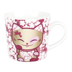 Mug Mani The Lucky Cat Or