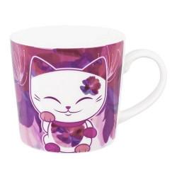 Mug Mani The Lucky Cat Rose