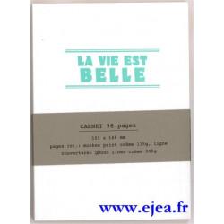 Carnet A6 LetterPress La...