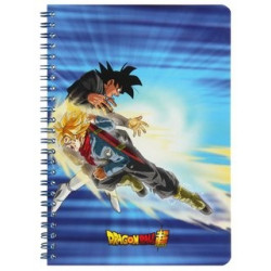Dragon Ball Super Cahier A5...