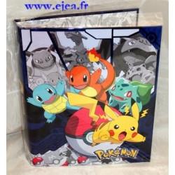 Classeur Pokemon Grand format