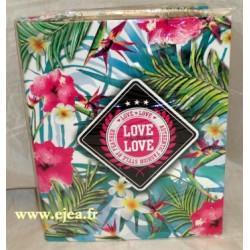 Classeur Love Love Tropical