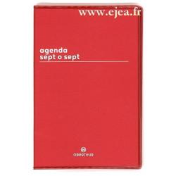 Agenda sept o sept Oberthur...
