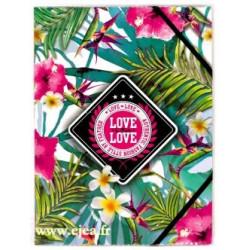 Chemise A4 Love Love